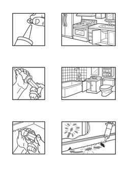MaxForce Instruction Illustrations
