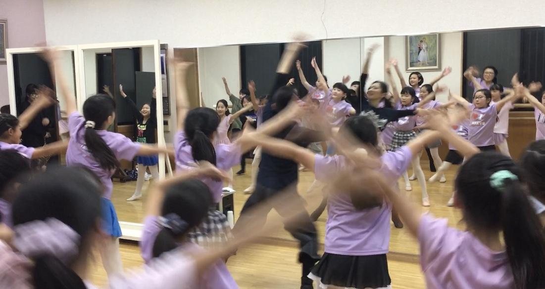 ダンスブロードクラス