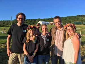 Six Legs Farm @ River Cottage Food Fair