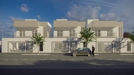 Casas Geminadas - Construtora Curotto