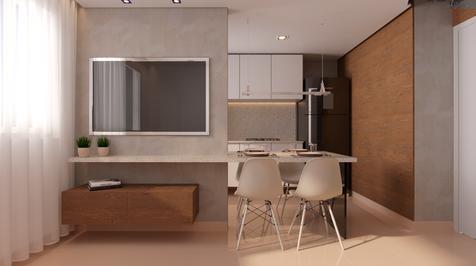 Design - Cobertura Duplex (Cliente: Uberpré)
