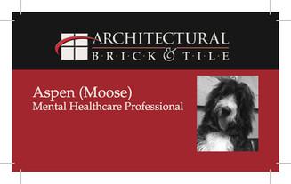 Aspen (Moose) lands a job!