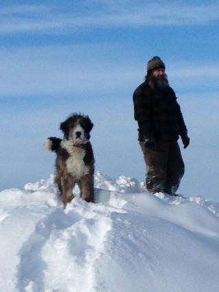 Wrigley in Alaska!