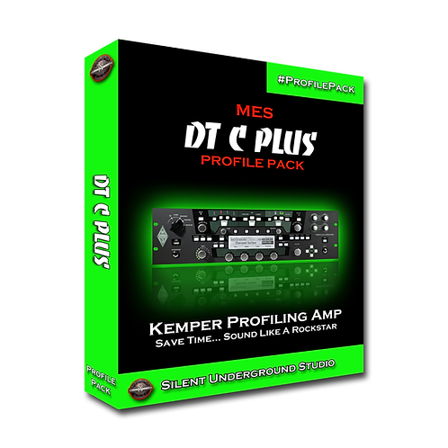 MES DT C PLUS - Kemper (10 Profiles)