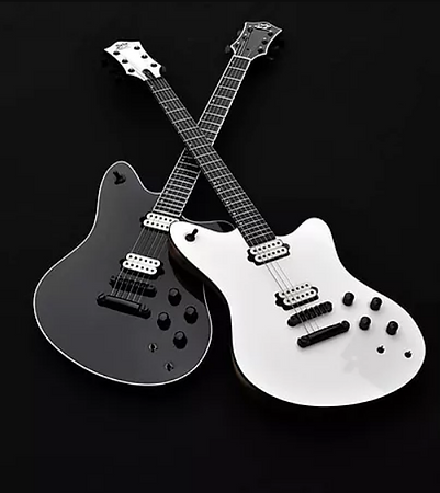 Silent Underground Twenty Twelve Guitars