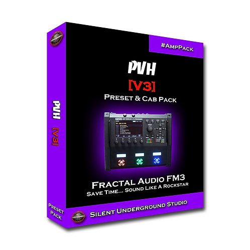 PVH [V3] - FM3 (18 Presets)