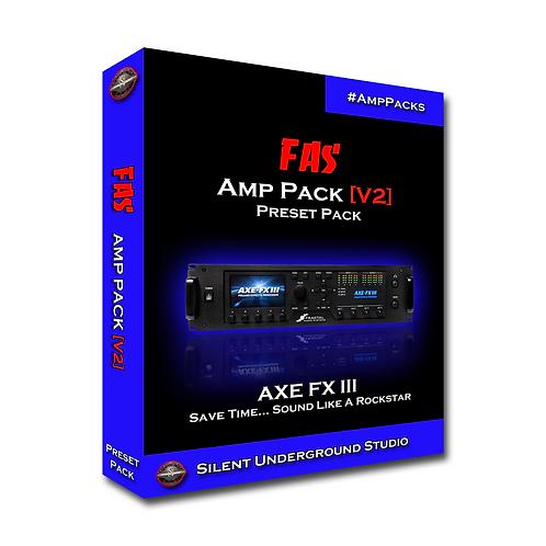 FAS [V2] - AXE FX 3 (15 Presets)