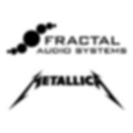 Metallica Fractal Audio Silent Underground Studio