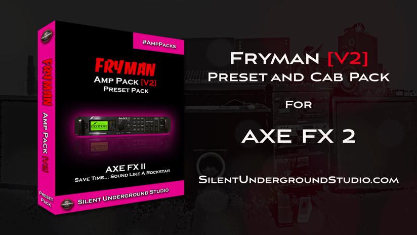 FRYMAN V2 AXE 2