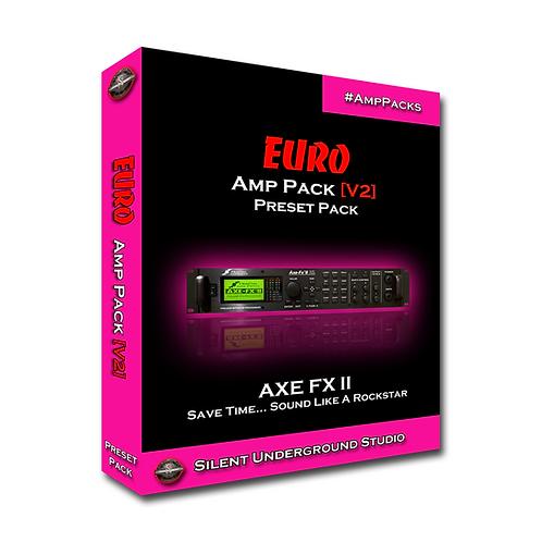 EURO [V2] - AXE FX 2 (16 Presets)