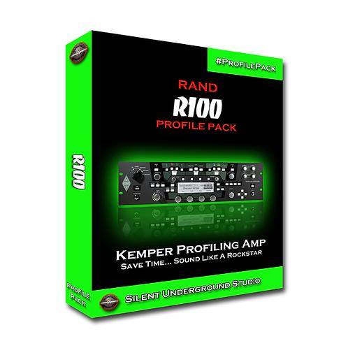 RAND R100 - Kemper (10 Profiles)