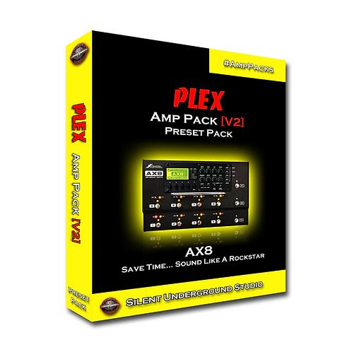PLEX [V2] - AX8 (30 Presets)