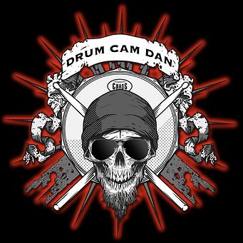 Drum Cam DAN - Metallica Drum Cover