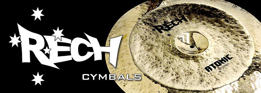 DrumCamDAN - RECH CYMBALS AUSTRALIA