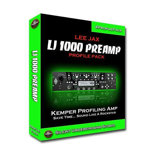 LEE JAX LJ1000 - Kemper (10 Profiles)