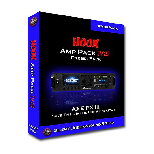 HOOK [V2] - AXE FX 3 (12 Presets)