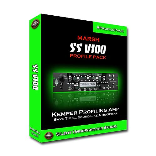 MARSH SS V100 - Kemper (10 Profiles)