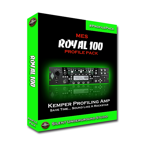 MES ROYAL 100 - Kemper (10 Profiles)