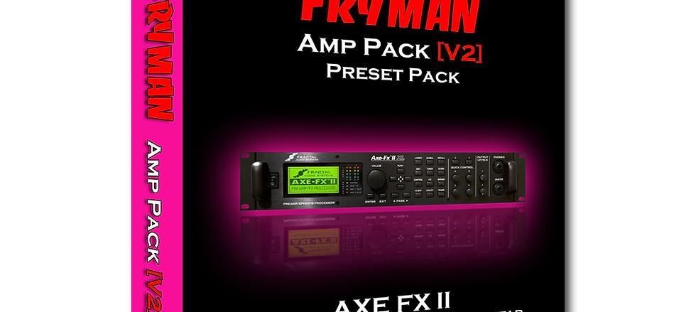 FRYMAN [V2] - AXE FX 2 (21 Presets)