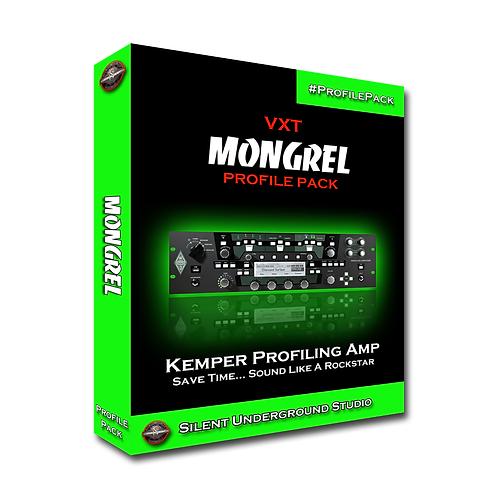 VXT MONGREL - Kemper (10 Profiles)