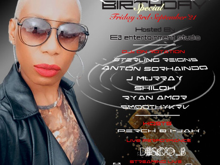 DJ KnowFreedom Birthday Special Hosted by E3 Entertainment