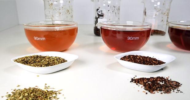 Honeybush Tea Green and Conventional Organic Sensory Lab Cape Natural Tea products