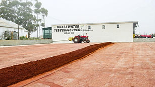 Tea Court Rooibos Primary Processing and Fermentation Cape Natural Tea Products