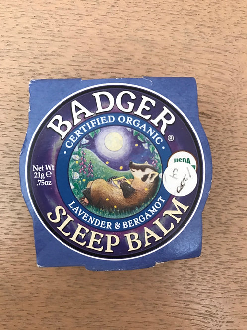 Badger Sleep Balm(バジャー スリープバーム)