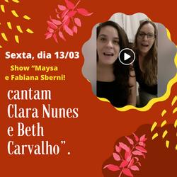 """show_""""Maysa_e_Fabiana_Sberni_cantam_Cl"""