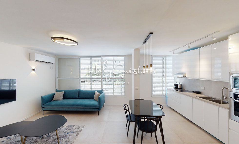 3BR apartment on Bograshov st