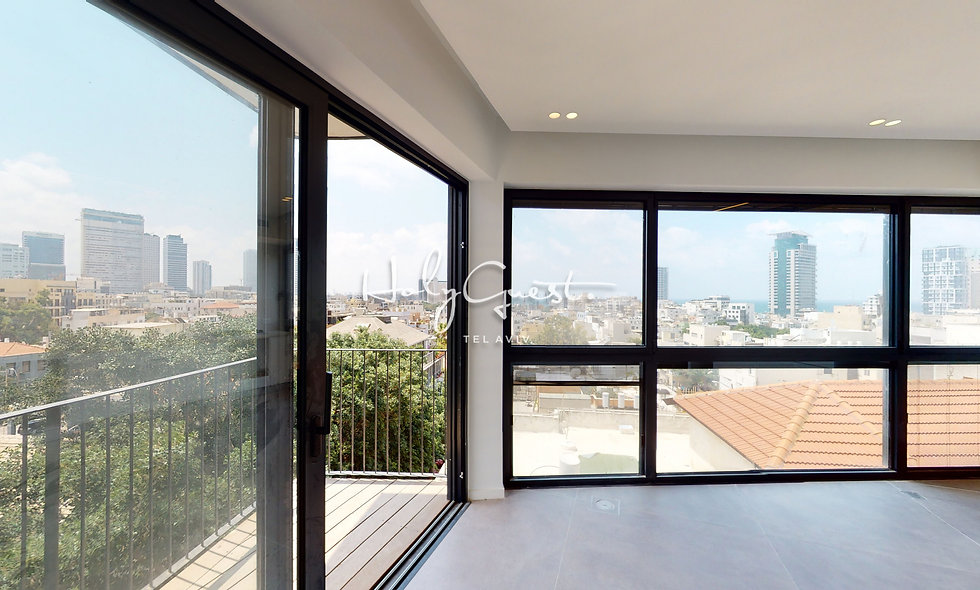 Beautiful 2BR on Allenby / Geula #19