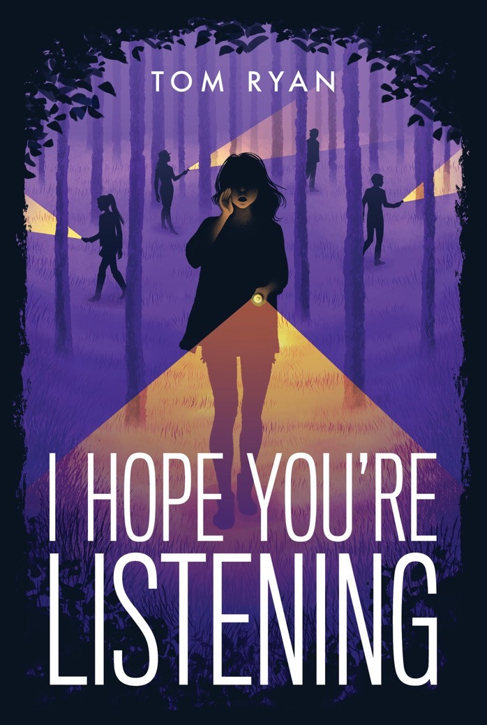 Book cover of I Hope You're Listening by Tom Ryan