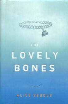"""Book cover of """"The Lovely Bones."""""""