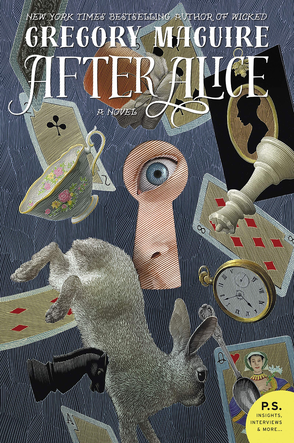 Book cover of After Alice by Gregory Maguire.