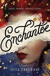 Enchantee book cover