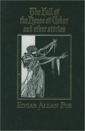 A cover of a collection of Edgar Allan Poe's short stories