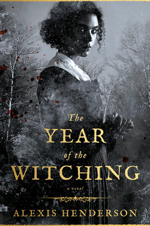 The Year of the Witching book cover.