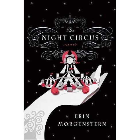 The cover of the Night Circus by Erin Morgenstern