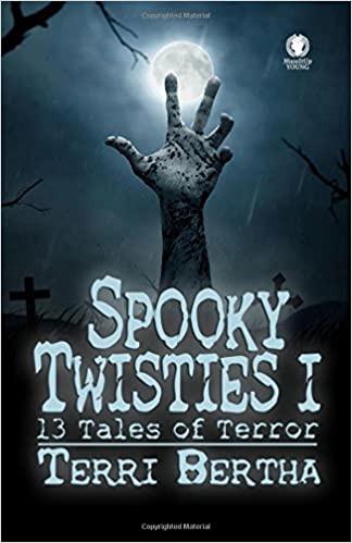 Cover of Spooky Twisties I by Terri Bertha.
