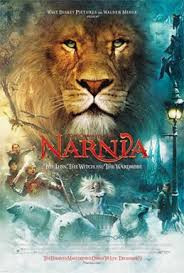 """""""The Chronicles of Narnia: The Lion, the Witch and the Wardrobe"""" movie poster."""