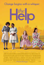 """""""The Help"""" movie poster."""