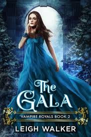 Book cover of The Gala by Leigh Walker.