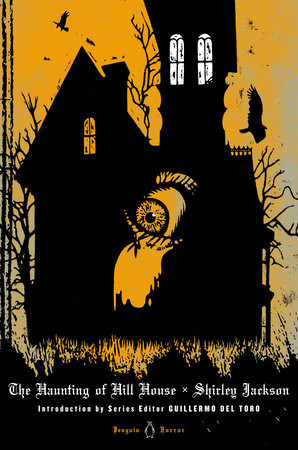 """""""The Haunting of Hill House"""" book cover."""