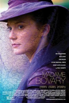 Madame Bovary 2014 movie poster.