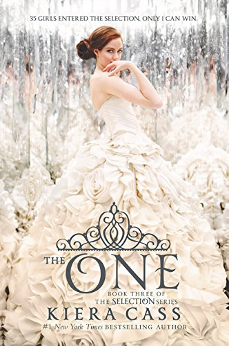 The cover of The One by Kiera Cass