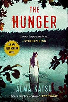 Cover of The Hunger by Alma Katsu