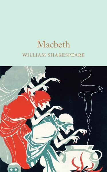 cover of Macbeth by Shakespeare