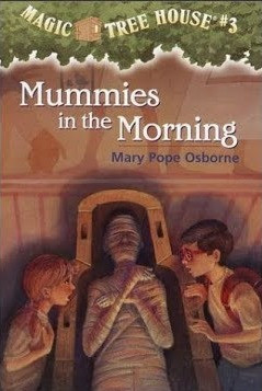 Mummies in the Morning book cover