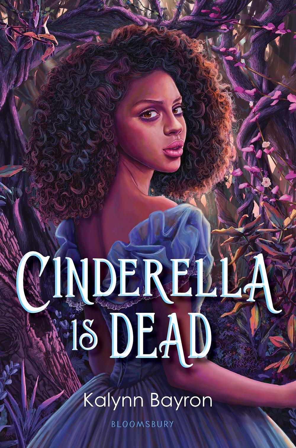 Book cover of Cinderella is Dead by Kalynn Bayron