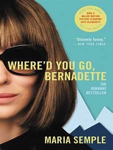 Where'd You Go, Bernadette film poster